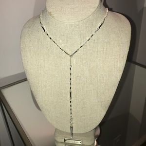 Stella & Dot Bianca Lariat Necklace